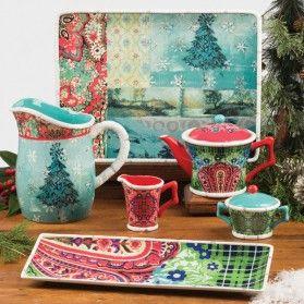 Folklore Holiday Coffee Mug - 14 Oz by Certified International ...