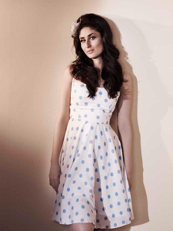 570eb1d836 Kareena Kapoor - Bollywood Retro Look