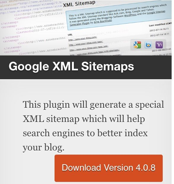 google xml sitemap best wordpress plug ins tips pinterest