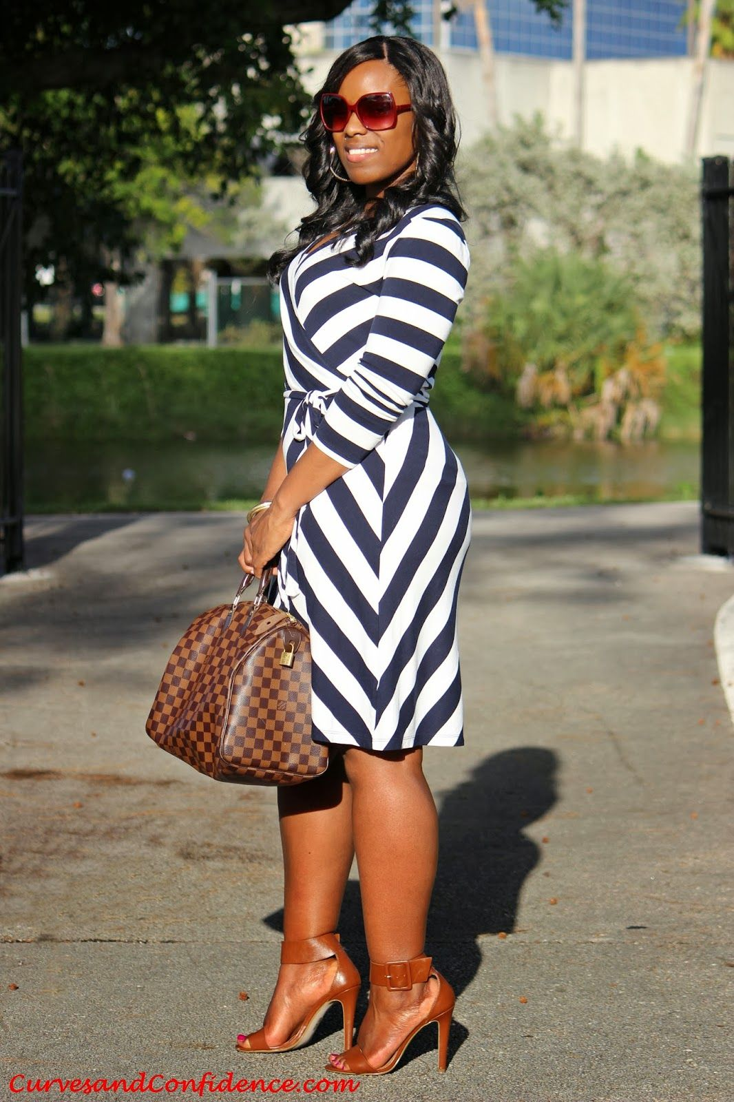 Curves And Confidence Dress Oldnavy Sandals