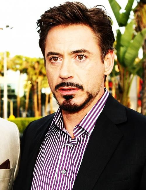 OH MY. Mr. Downey.