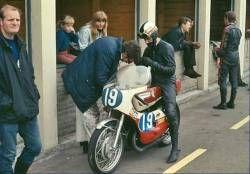 Assen 1969 Dave Simmonds 350 Kawasaki Prl Kawasaki Motorcycle