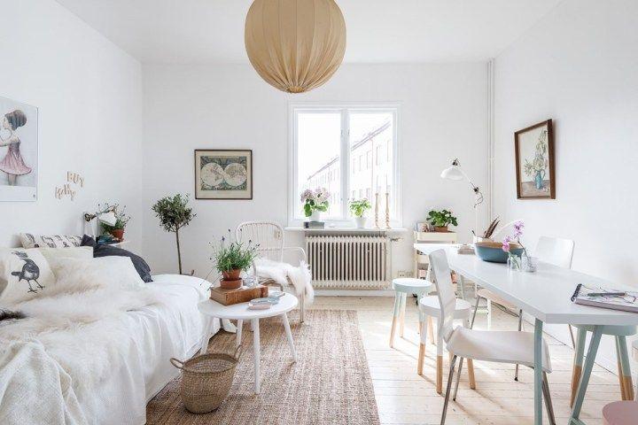 Plantas en el dormitorio si o no comedores decoracion - Decorar piso pequeno ...