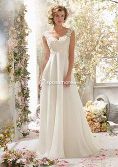 Vestidos de novia sencillos y baratos mercadolibre