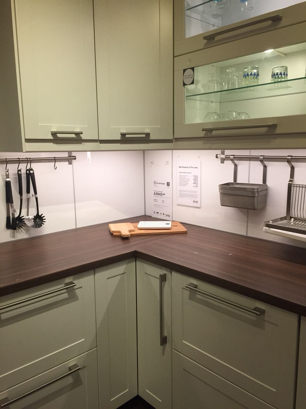 Built In Dishwasher, Washing Machine, Fridge Freezer And Ovens; Gadget  Cupboards And Drawers. Total Kitchen With Appliance Approx