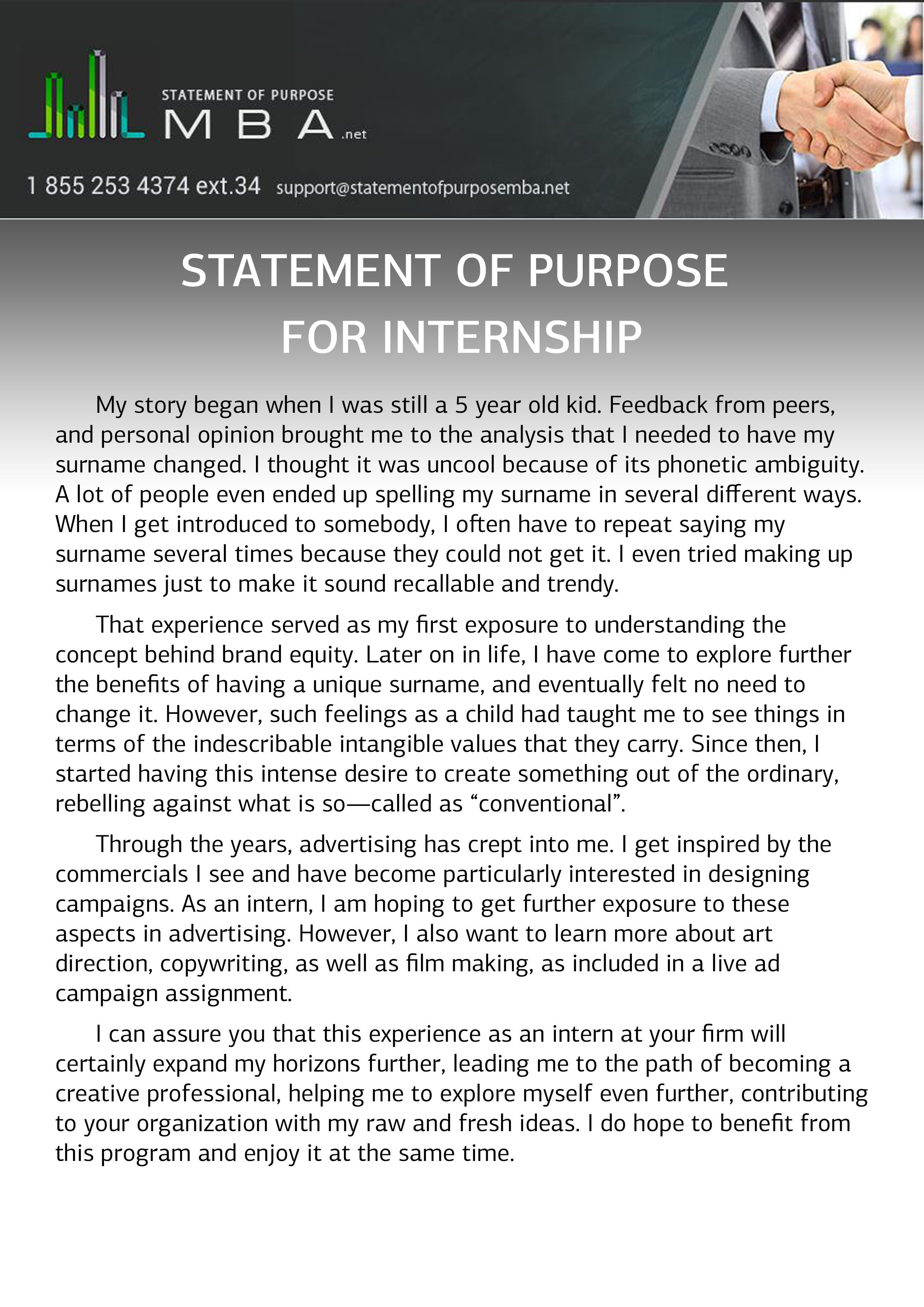 Pin By MBA SoP Samples On Statement Of Purpose For