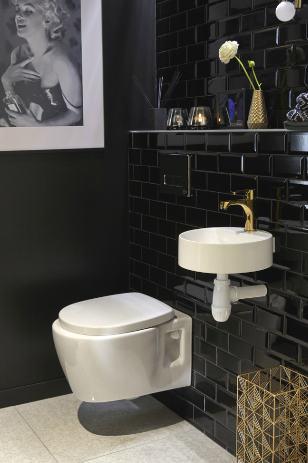 Captivant Envie De Toilettes Déco Et Originales ? En Adoptant Une Ambiance Cinéma,  Créez Vous