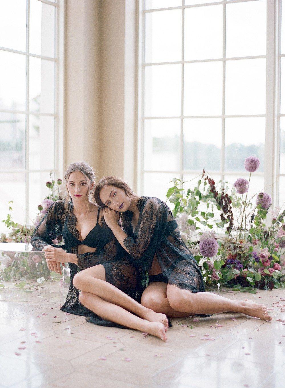 Feminine french bridal fashion shoot boudoir inspiration pinterest