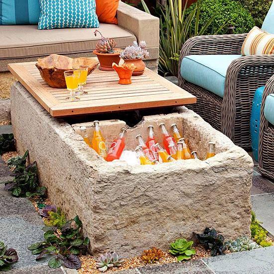 Maximizing a Small Patio Patios, Backyard and Yards