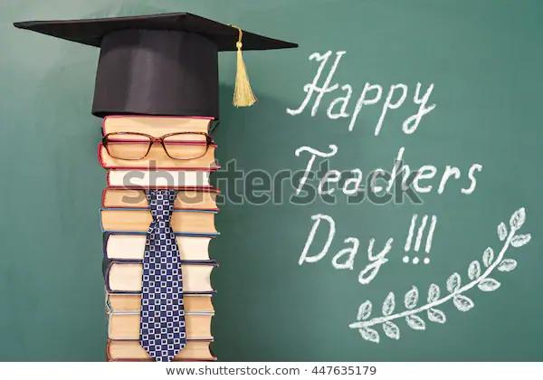 Happy Teachers Day Funny Concept Stock Photo Edit Now 447635179 Happy Teachers Day Teachers Day Stock Photos