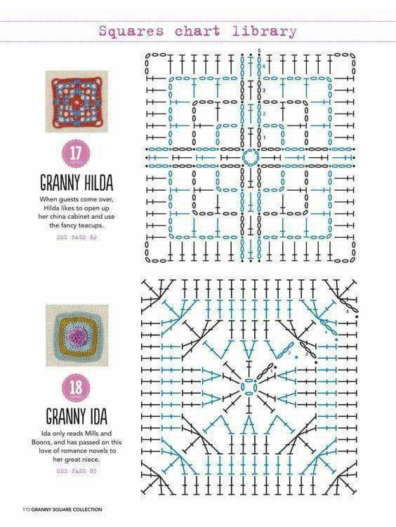 Pin de Domingo en crochet | Pinterest | Ganchillo, Tejido y Patrones