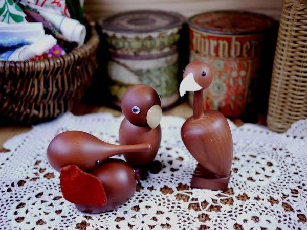 千趣会ロイヤルペット3体 北欧ノギンス木製ハンスボーリン人形 ヤフオク 人形 ペット ロイヤル