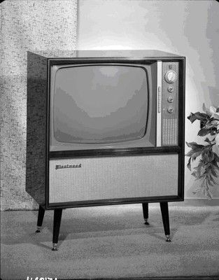 Image result for vintage TV black and white