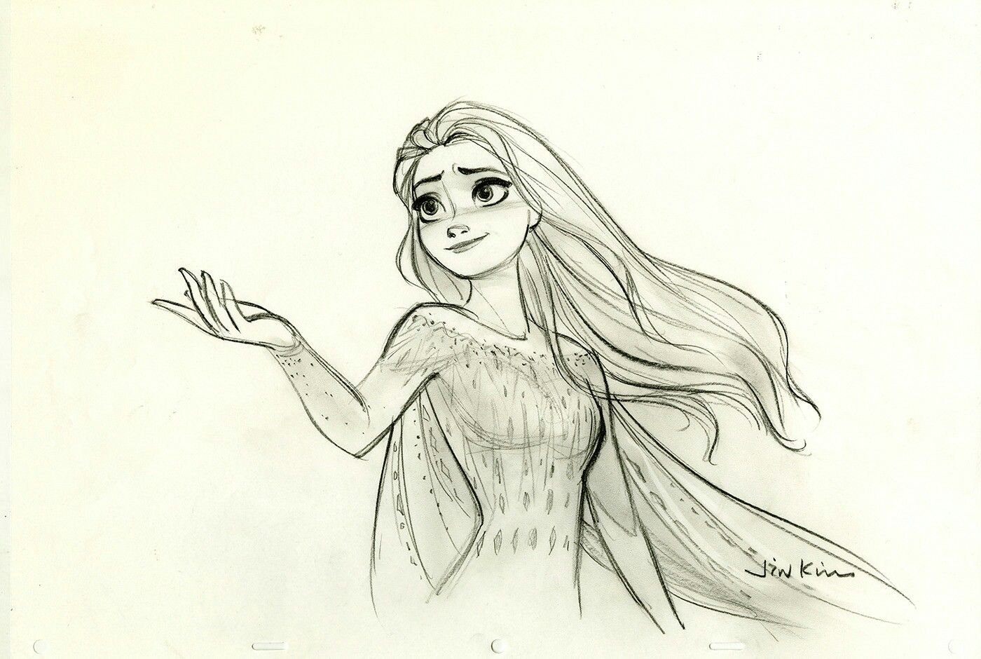 Pin By Kelsey Choi On Frozen Disney Art Drawings Disney Sketches Disney Princess Drawings