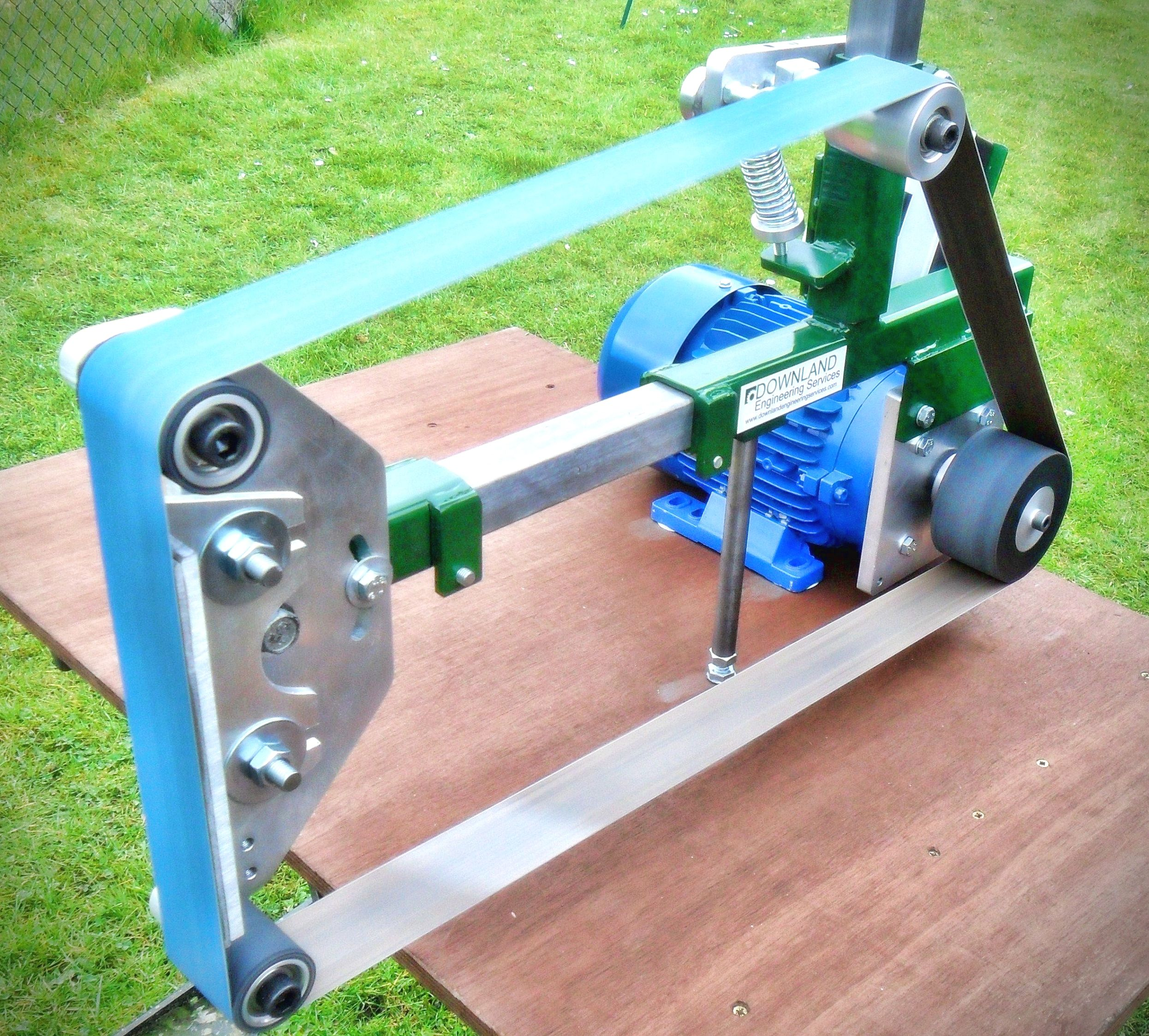 Treadmill Belt Sander: Metal Working Projects. Are You Presently Enthusiastic