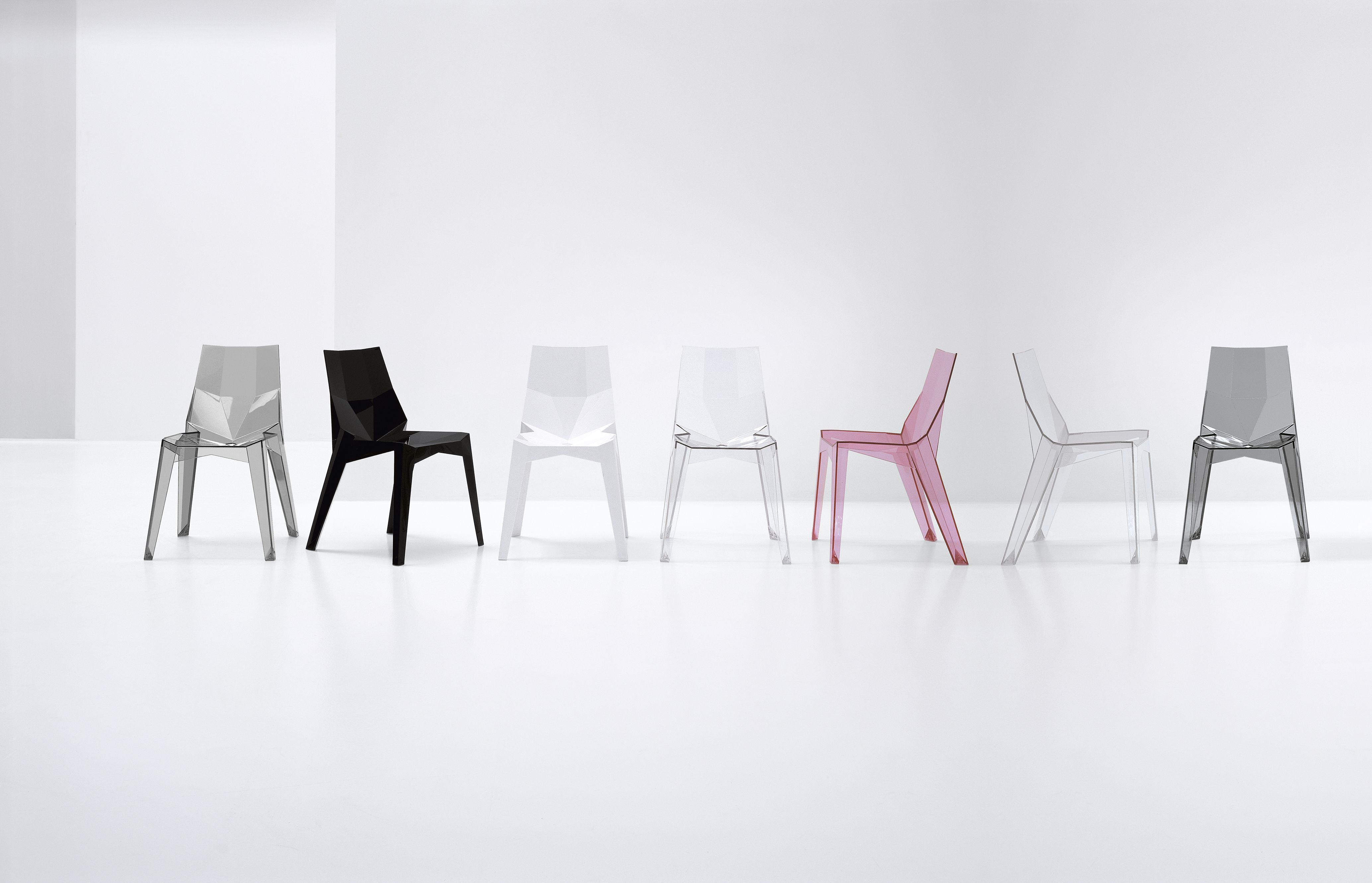 Sedie Bonaldo ~ Poly by bonaldo design karim rashid best design u red dot