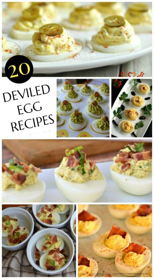 Tasty Tuesdays Recipes That Use Hard Boiled Eggs Food Gotta Have