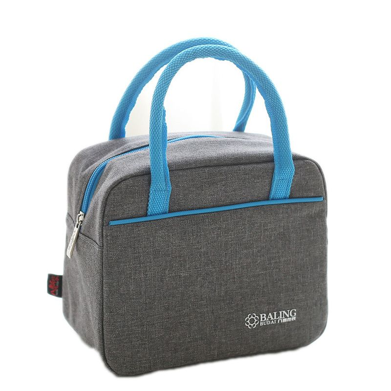 Travel Portable Thermal Cooler Insulated Lunch Ice Picnic Tote Bag LC