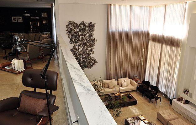 Mais comum em casas, construção também pode ser feita em apartamentos (Eduardo Almeida/RA Studio)