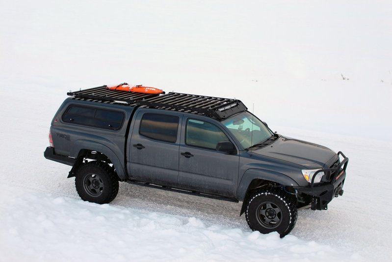 Prinsu Design Studio Roof Racks Bs Thread Toyota Tacoma Roof Rack Toyota Tacoma Tacoma Truck