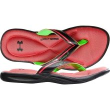 abf27d36696a2 ... Adidas Green Colour Flip Flops With Polka Dot Styling (l39190) official  site 918a7  Under Armour Women s Marbella III Flip Flops get cheap b438d  9593d ...