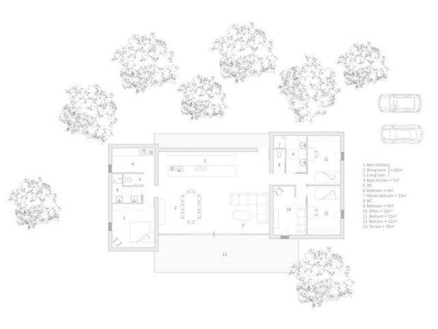 Pop Up  une maison passive montée en 4 jours Architecture