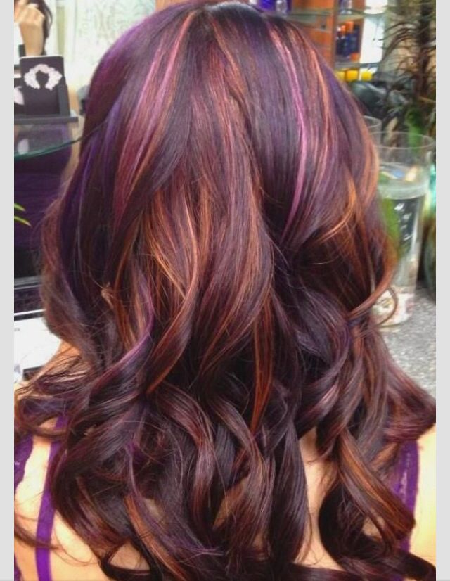 Love My New Color Hair Pinterest