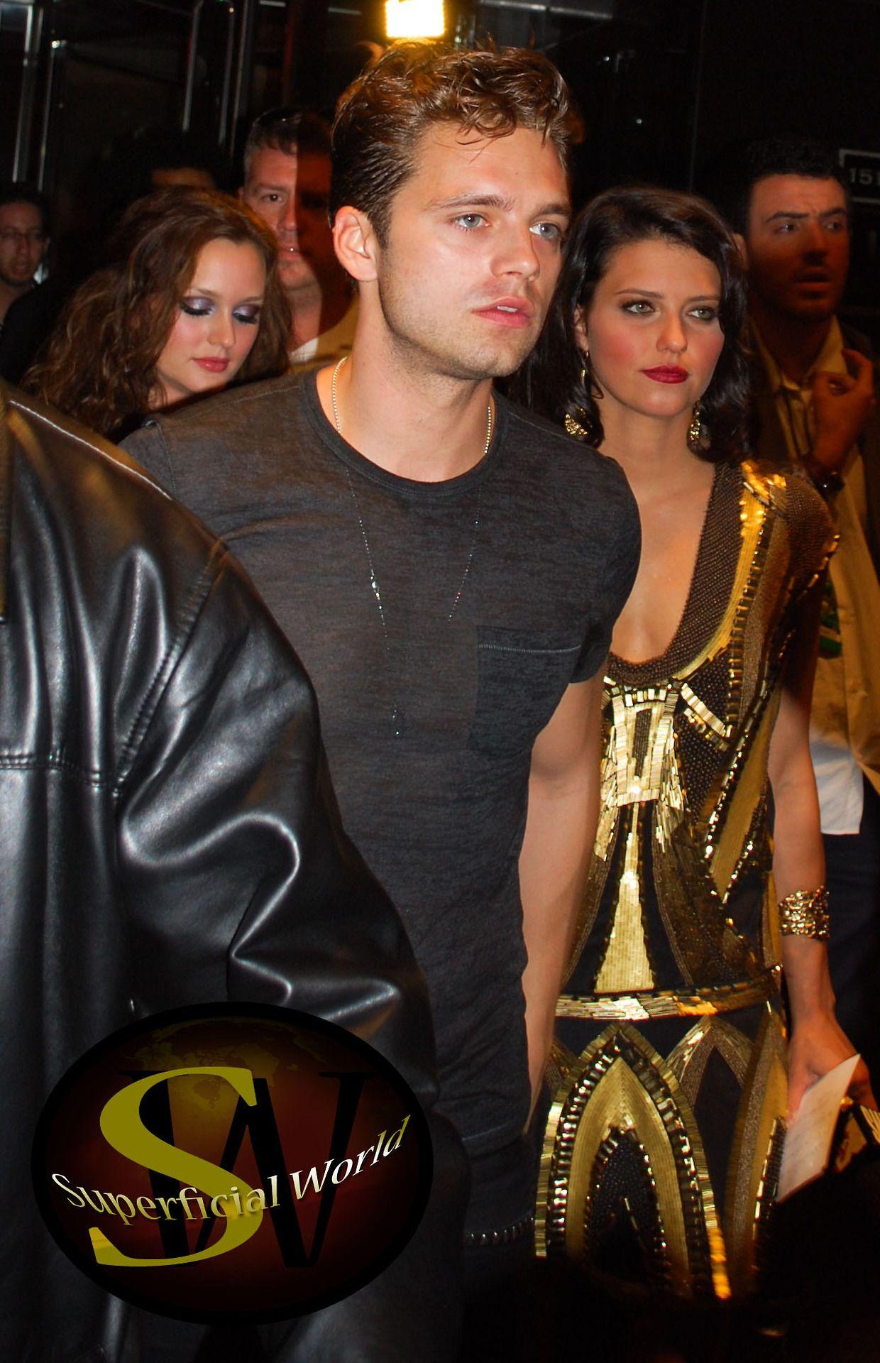 Sebastian Stan..Those beautiful blue eyes <3 <3 <3 <3 <--Easy there fangirl