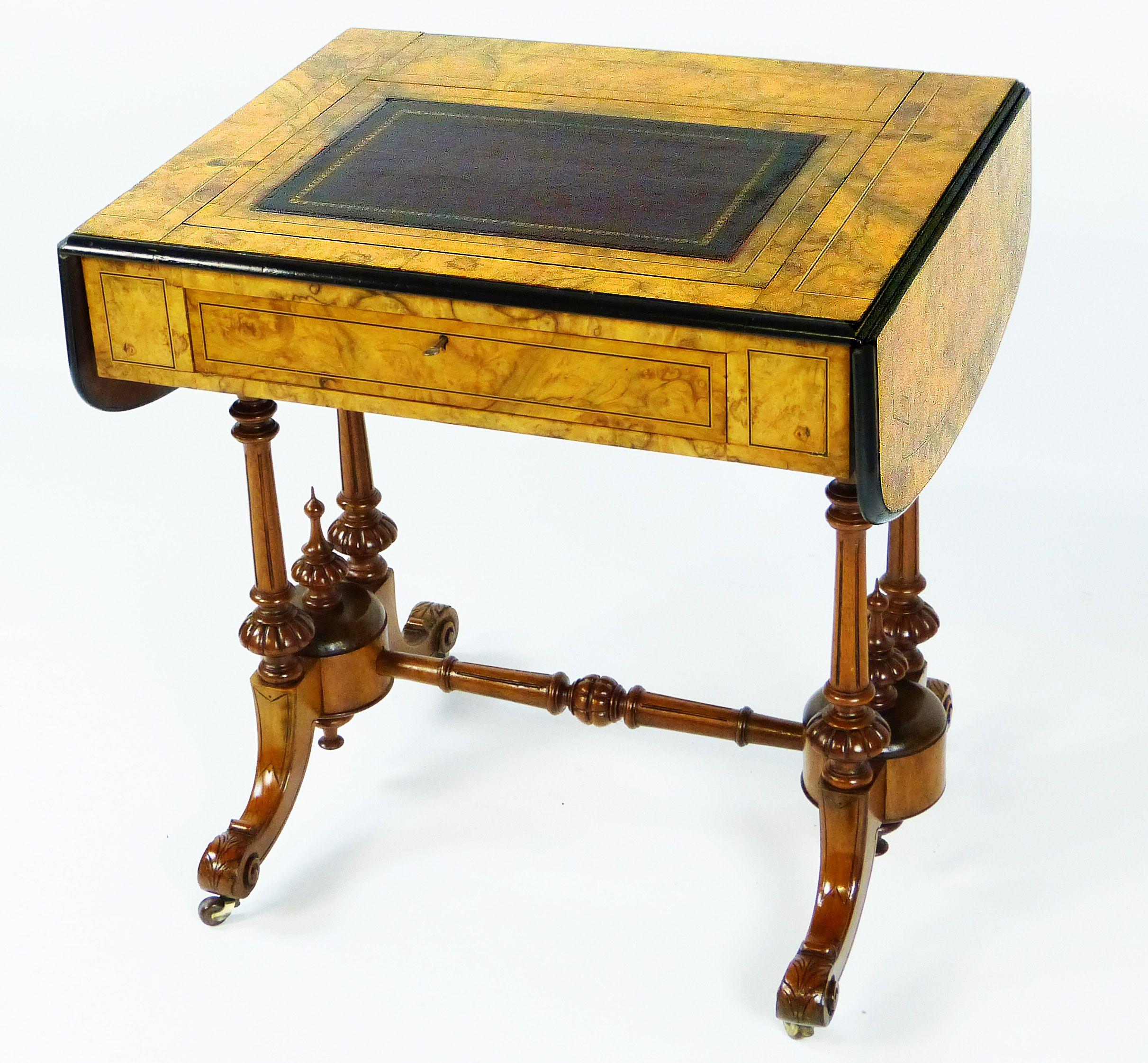 Escritorio Tipo Davenport Poca Reina Victoria De Inglaterra De  # Muebles Reina Victoria