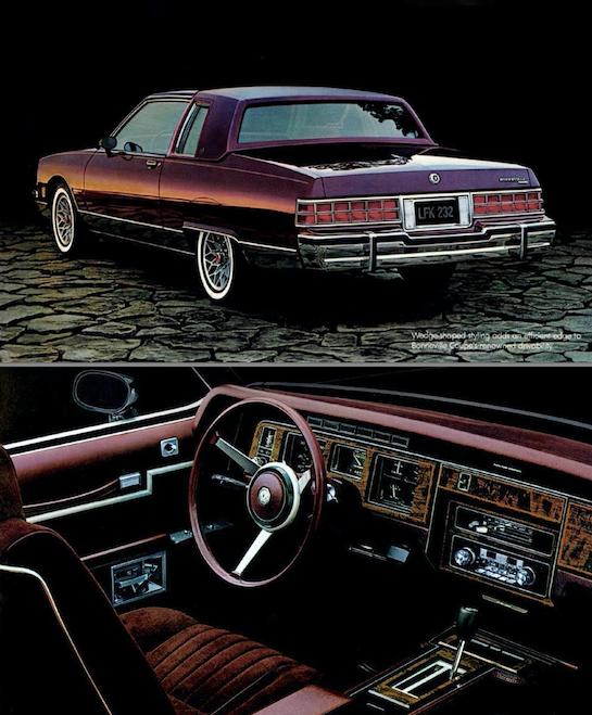 1981 Pontiac Bonneville Coupe