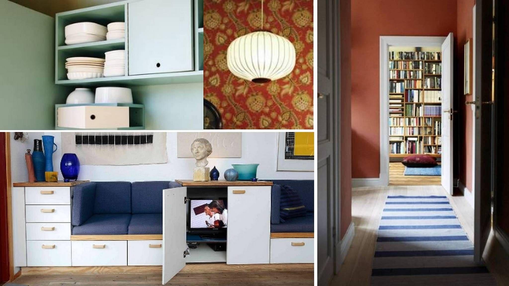10 tips for små boliger