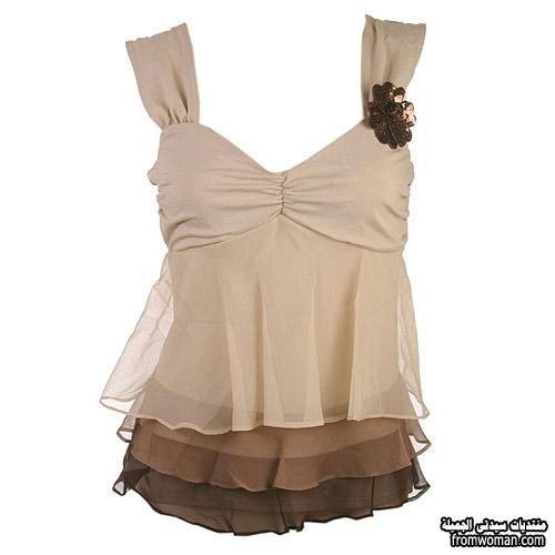 بلوزات صيفى خفيفة ورقيقة للصبايا ،The latest models sweaters Summer fromwoman1459174973099.jpg