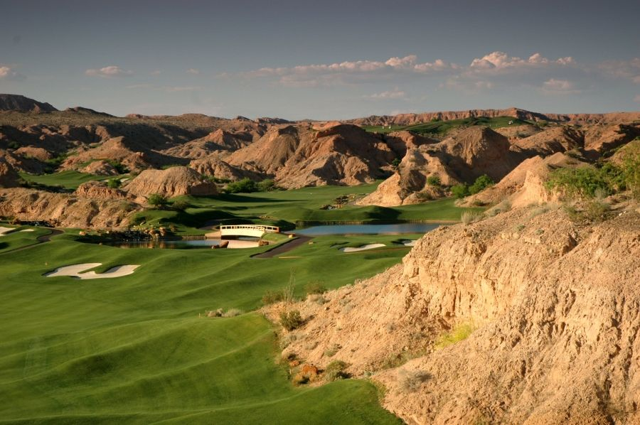 Wolf Creek Golf Resort Mesquite Nevada One Of The Most