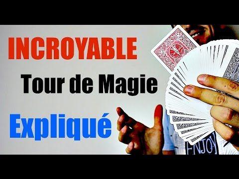 Changement De Couleur Explique Tour De Magie Color Tuto Magie