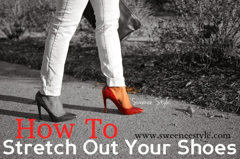 How To Strech Out Shoes