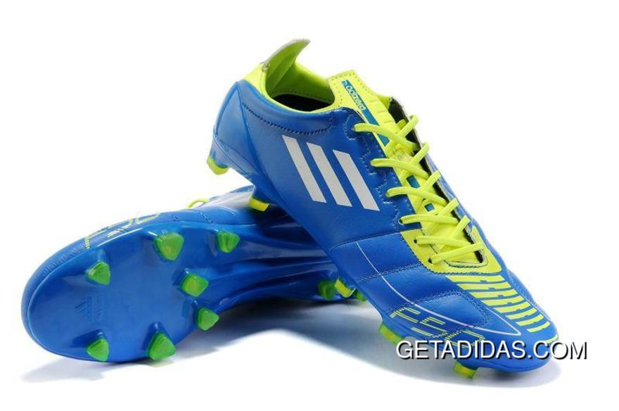 Buy Available For Traveller Adidas Best Brand Adizero Leather Anodized  BlueWhiteSlime New Release TopDeals from Reliable Available For Traveller Adidas  Best ...