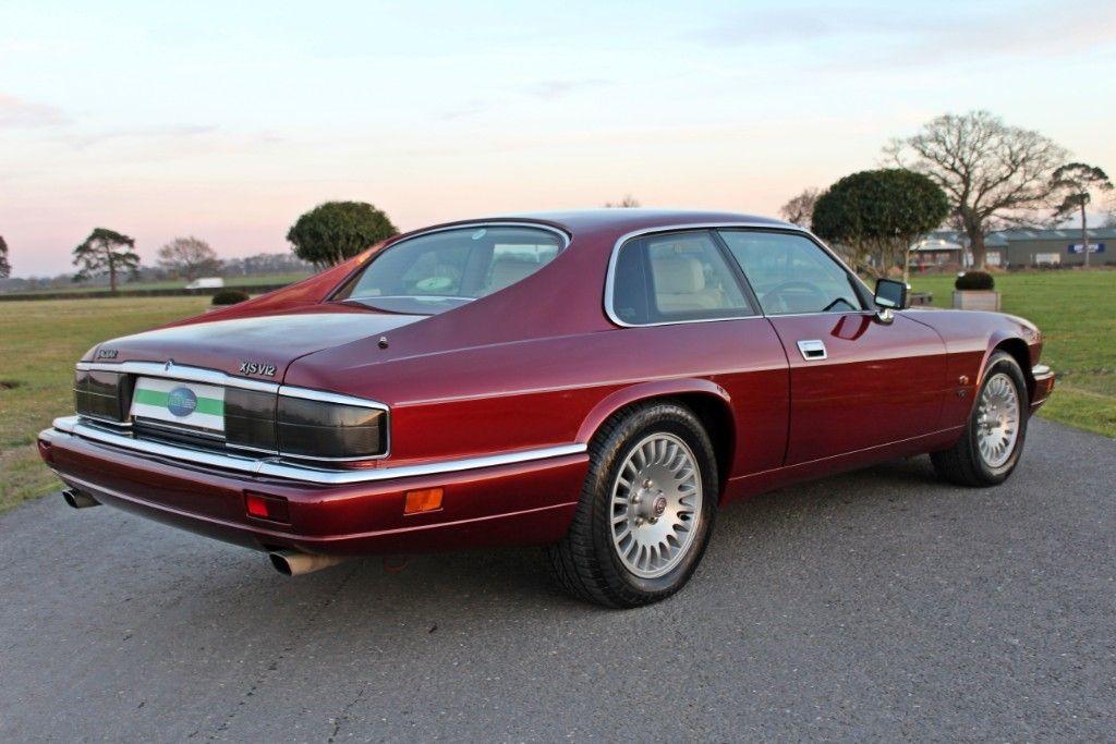 Jaguar Xjs Jaguar West Sussex Coupe