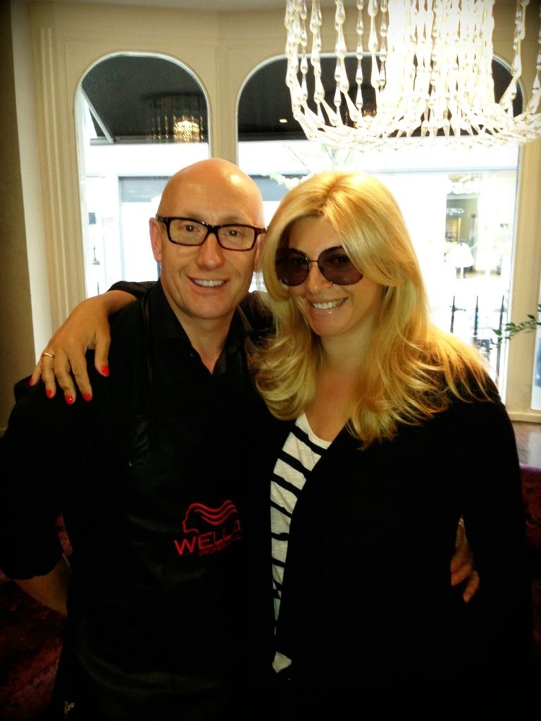The Best Hair Colorist on Earth!