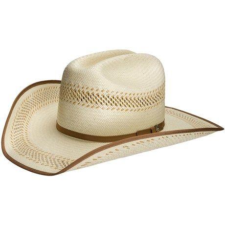 Bailey Dryden II Cowboy Hat - 15X Shantung Straw 0330bcde81c0