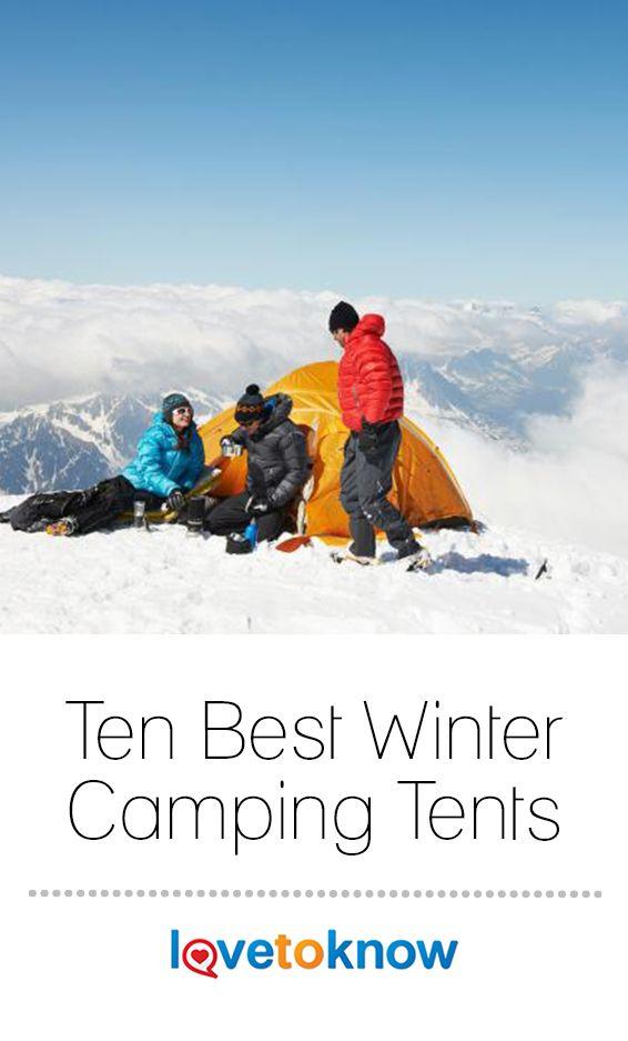 Photo of Ten Best Winter Camping Tents | LoveToKnow