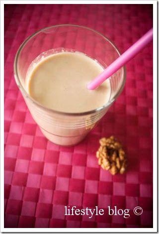 lapte de nuca
