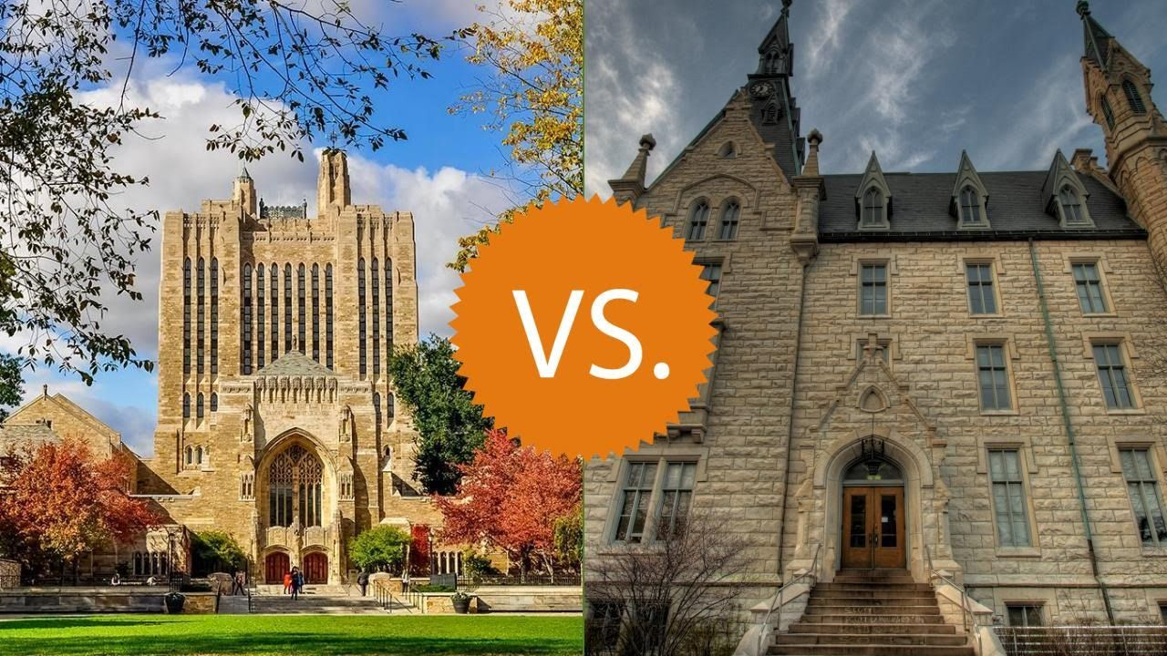 Yale University Vs Northwestern University