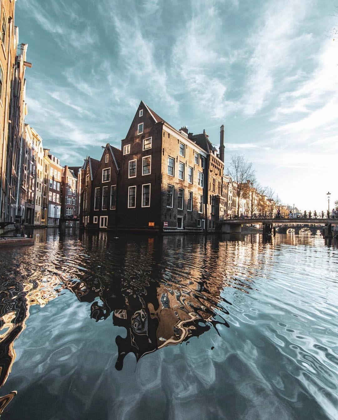 Goodmorning Amsterdam Photo B Visit Amsterdam