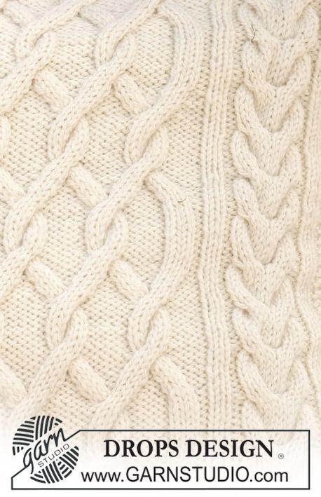 Free knitting pattern | Maglioni | Pinterest | Tejido y Vestiditos