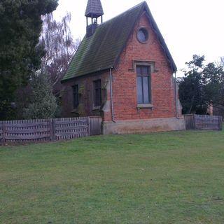 Shared with Dropbox, tiny church.