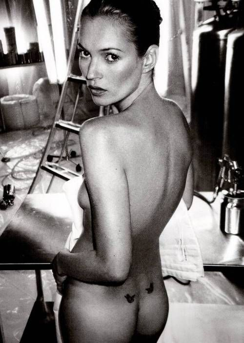 Consider, that kate moss nude photo body discussion