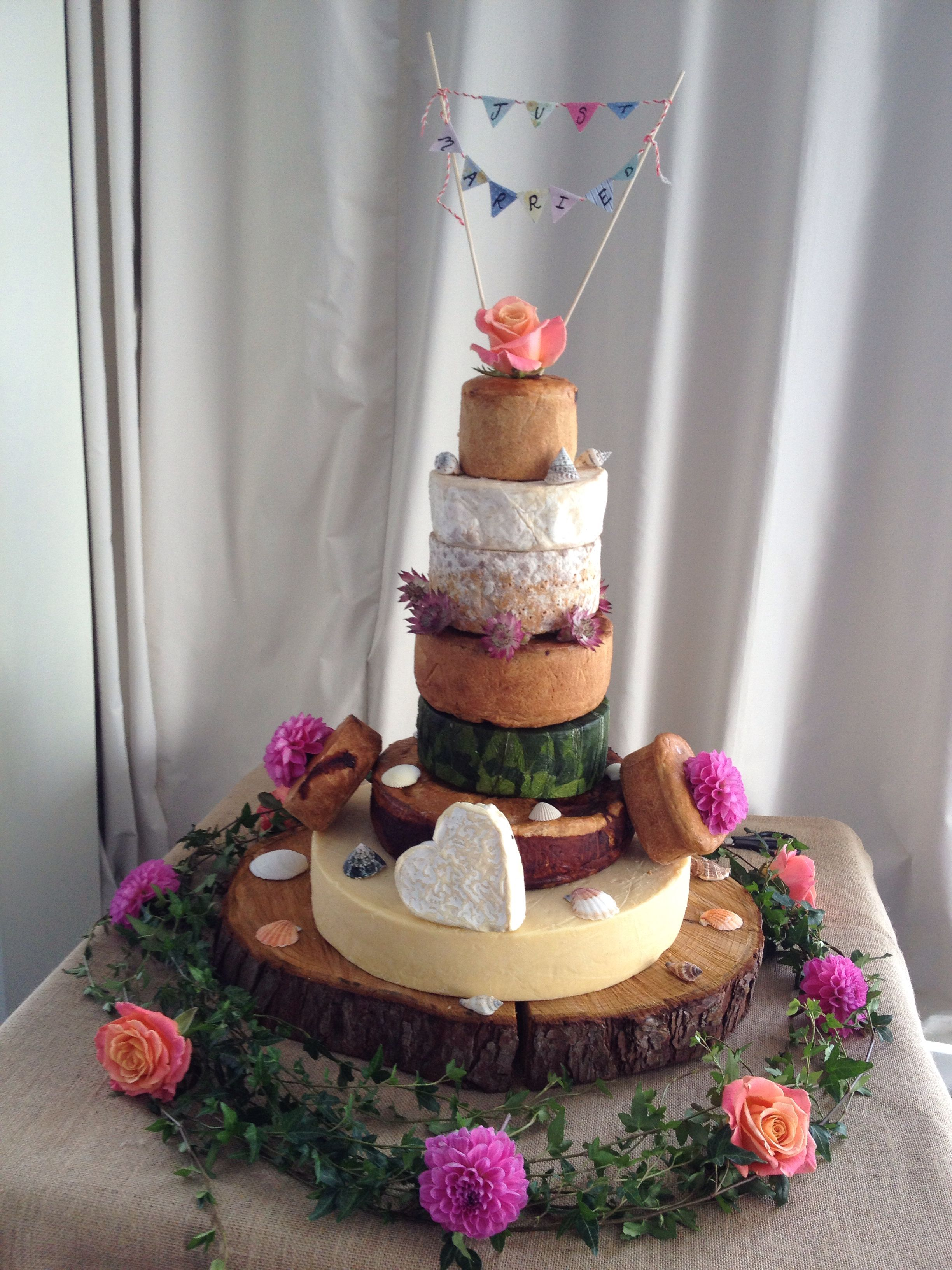 Pork Pie And Cheese Wedding Cake For All Your Decorating Supplies Please Visit Craftcompany Co Uk