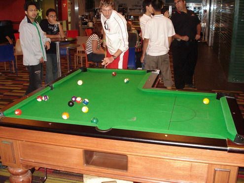 L Shaped Pool Table Crazy Pool Pool Table Cool Pools