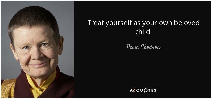 Pema chodron quote ในป 2020