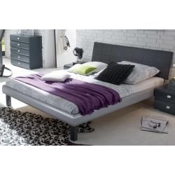 Photo of Hasena, Bett Soft-Line Noble 14 Caro Malta, 140×200 cm, Hasena